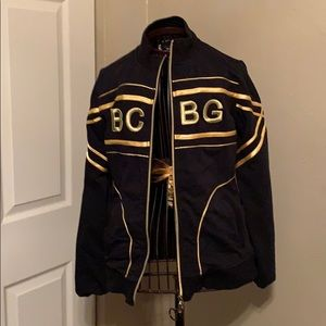 BCBG jacket with lots of bling